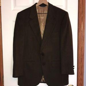 Burberry Vintage Blazer COA